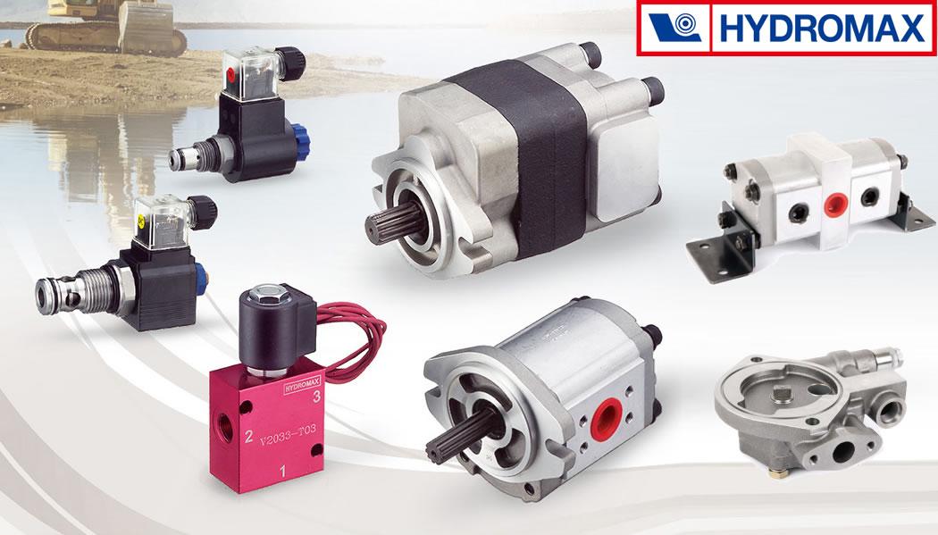 台湾新鸿齿轮泵、同步分流马达、插式止回阀