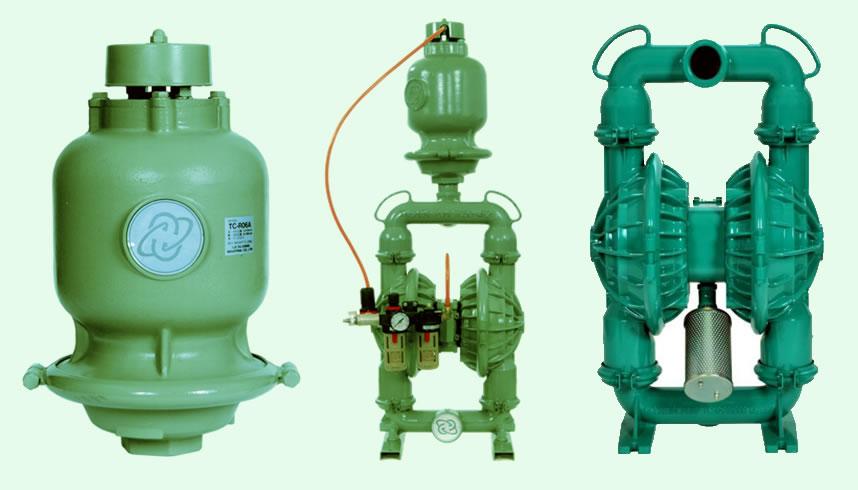 台湾大证气动隔膜泵